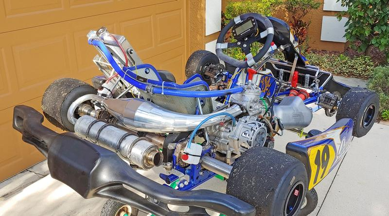 New & Used Karting Equipment - Buy & Sell Karting Gear