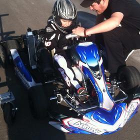 KARTSALE - Racing Go Kart: Arrow X2 Chassis, Rotax 125 Micro-Max Engine