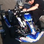 KARTSALE - Racing Go Kart: Arrow X2 Chassis, Rotax 125 Micro-Max Engine
