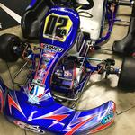 KARTSALE - SKUSA SuperNats 21 Team Chassis - CKR SG3 32mm Used