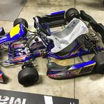 KARTSALE - #2 SKUSA SuperNats 21 Team Chassis - CKR SG3 32mm Used