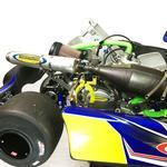 KARTSALE - 2019 CKR Barracuda 32mm, '01 Swedetech Honda Shifter Kart – One Race Old