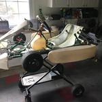 KARTSALE - 2014 Tony Kart Racer EVK w/125 Jr. TAG