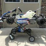 KARTSALE - Arrow X2 TAG Kart w/Rotax Engine