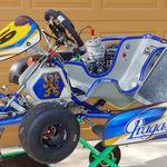 KARTSALE - Racing Go Kart - 125cc Shifter