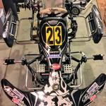 KARTSALE - For Sale:  2017 Praga Dark 2 Chassis – VERY GOOD condition