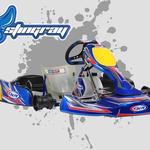 KARTSALE - CKR Stingray 206 Kart Chassis